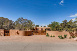 Photo of 600 Camino del Monte Sol, Santa Fe, NM 87505-2830 (MLS # 201901969)