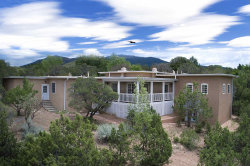 Photo of 620 Camino del Monte Sol, Santa Fe, NM 87505 (MLS # 201903464)