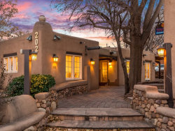 Photo of 202 CANYON, Santa Fe, NM 87501 (MLS # 201805559)
