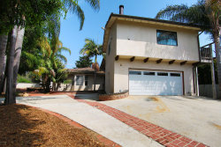 Photo of 4317 Cuna Drive, Santa Barbara, CA 93110 (MLS # 18002536)
