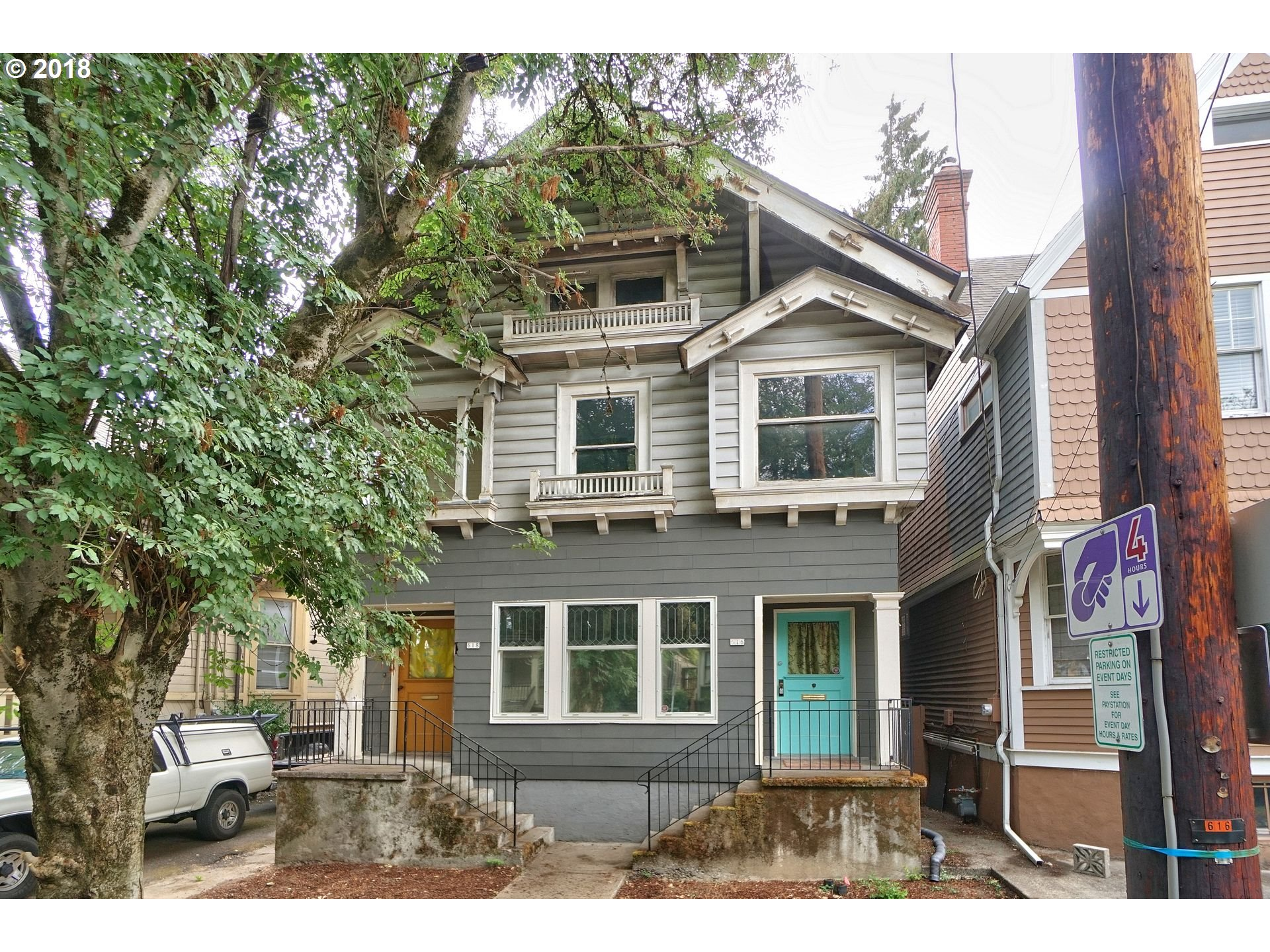 Photo for 616 NW 22ND AVE, Portland, OR 97210 (MLS # 18510536)