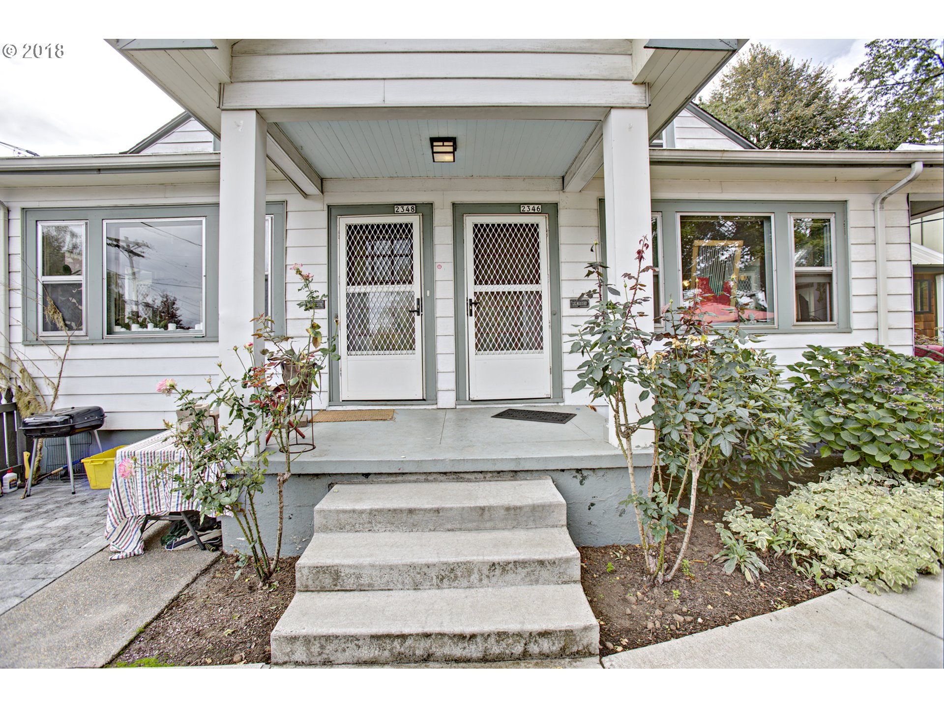 Photo for 2346 SE PINE ST, Portland, OR 97214 (MLS # 19305614)
