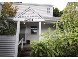 Photo of 12431 SE CARUTHERS ST, Portland, OR 97233 (MLS # 17072659)
