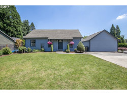 Photo of 1055 N NOBLE CT, Canby, OR 97013 (MLS # 17146118)