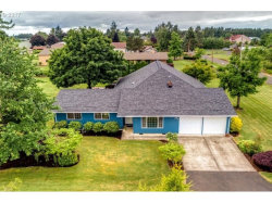 Photo of 9724 S GRIBBLE RD, Canby, OR 97013 (MLS # 17173046)