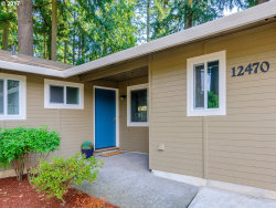 Photo of 12470 SW WALNUT ST, Tigard, OR 97223 (MLS # 17458868)