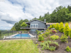 Photo of 28500 SW MOUNTAIN RD, West Linn, OR 97068 (MLS # 18009511)