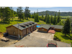 Photo of 12397 HWY 42, Myrtle Point, OR 97458 (MLS # 18060132)