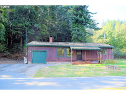 Photo of 32304 CEDAR VALLEY RD, Gold Beach, OR 97444 (MLS # 18123570)
