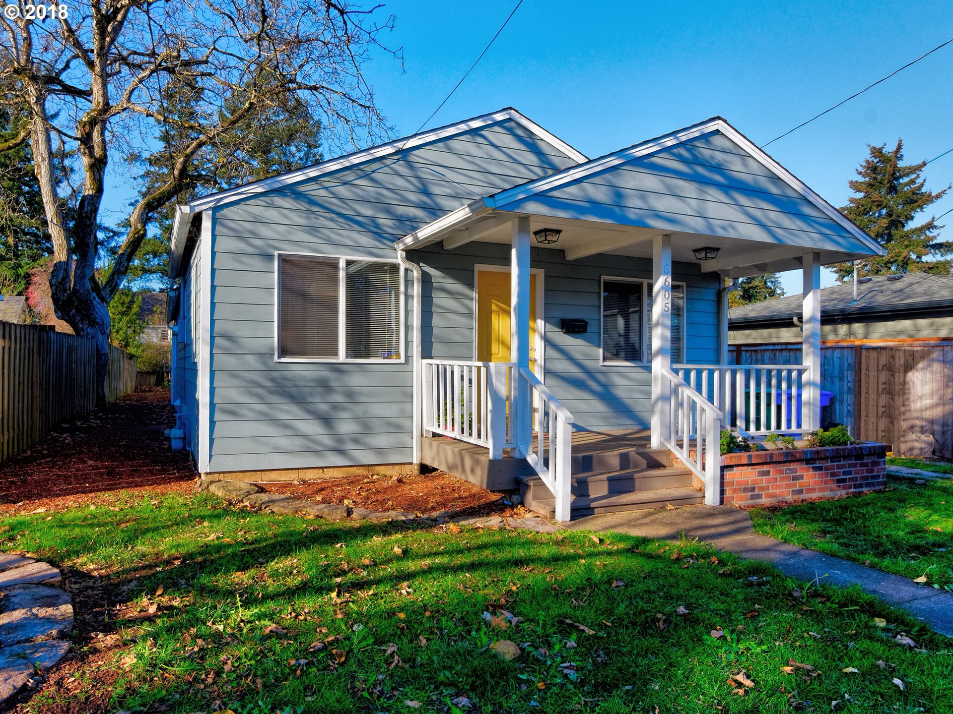 Photo for 6605 SE 69TH AVE, Portland, OR 97206 (MLS # 18200804)