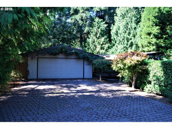 Photo of 18775 OLD RIVER DR, West Linn, OR 97068 (MLS # 18224789)