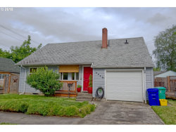 Photo of 8828 N HODGE AVE, Portland, OR 97203 (MLS # 18307035)