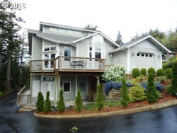 Photo of 2440 STEPHANIE LN, North Bend, OR 97459 (MLS # 18337531)