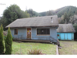 Photo of 66360 W FORK MILLICOMA RD, Coos Bay, OR 97420 (MLS # 18379322)