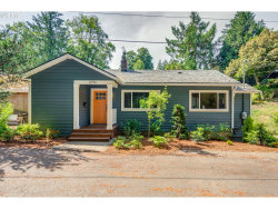 Photo of 2696 SW GERALD AVE, Portland, OR 97201 (MLS # 18473291)
