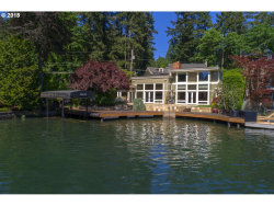 Photo of 1160 NORTHSHORE RD, Lake Oswego, OR 97034 (MLS # 18522191)