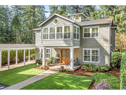 Photo of 17407 REDFERN AVE, Lake Oswego, OR 97035 (MLS # 18657088)