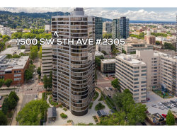 Photo of 1500 SW 5TH AVE , Unit 2305, Portland, OR 97201 (MLS # 19000737)