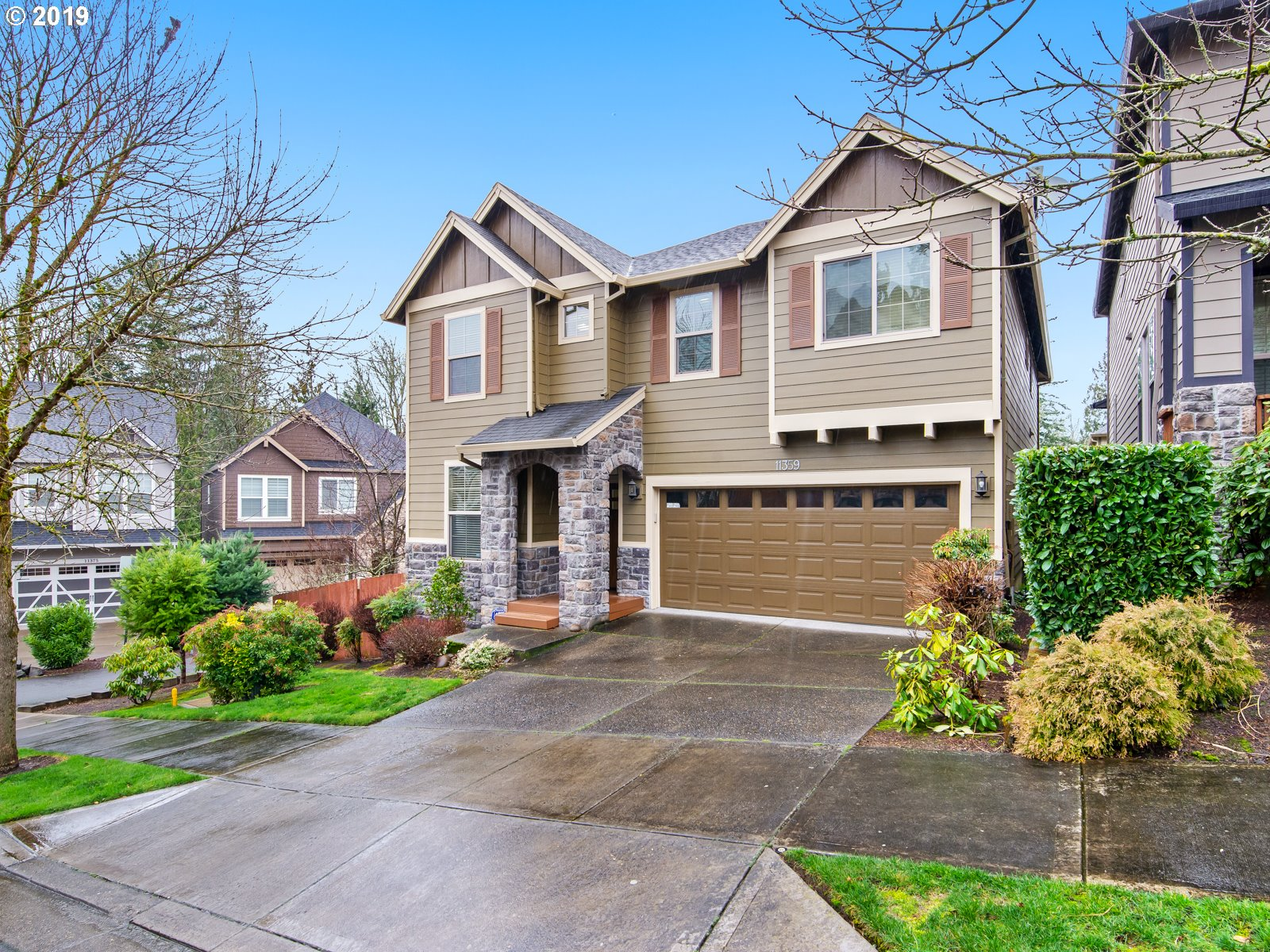 Photo for 11359 NW ODEON LN, Portland, OR 97229 (MLS # 19023729)