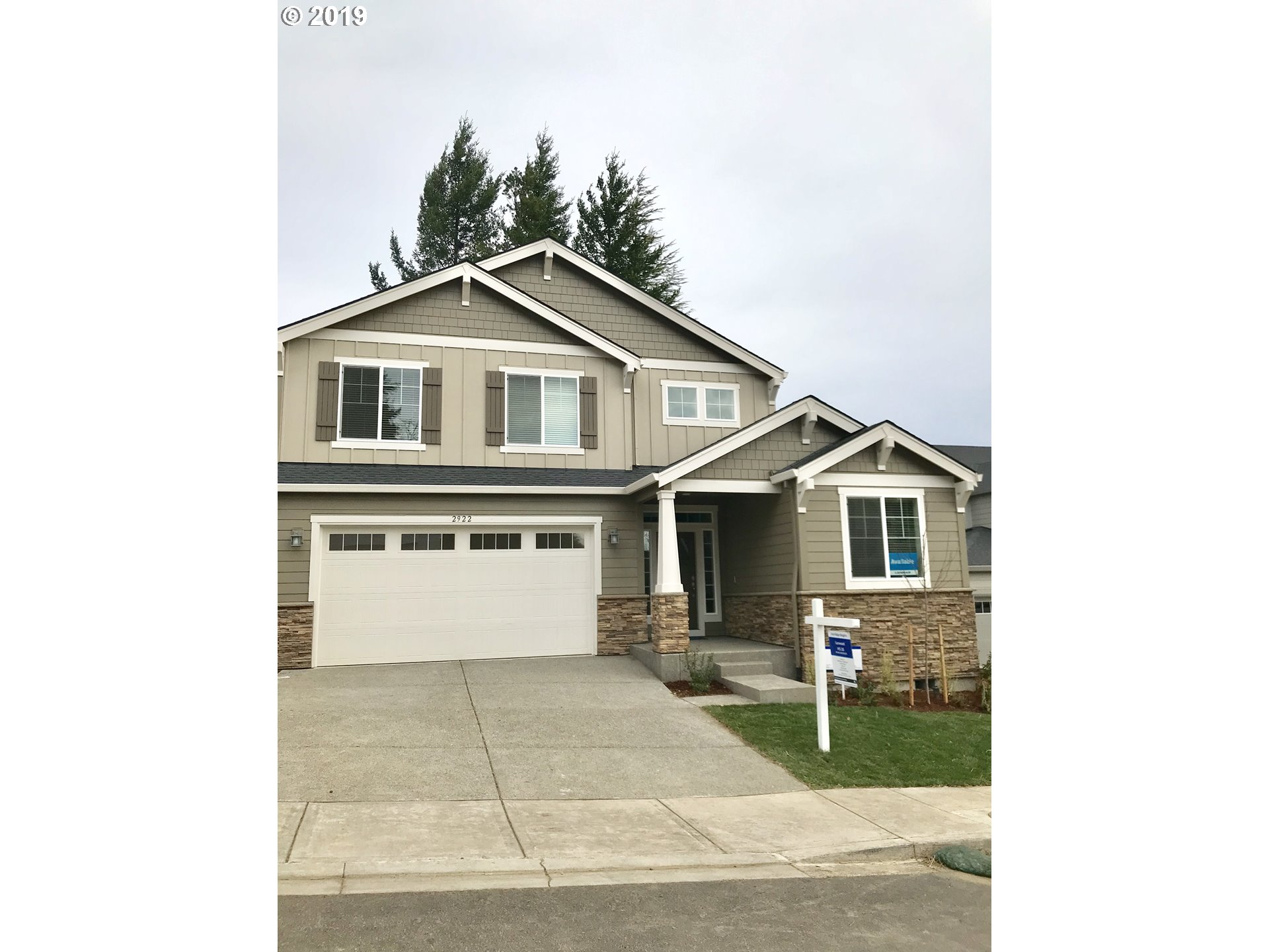 Photo for 2922 NW Grace TER , Unit Lot16, Portland, OR 97229 (MLS # 19037522)