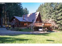 Photo of 18421 S VALLEY VISTA RD, Mulino, OR 97042 (MLS # 19096976)