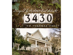 Photo of 3430 NW THURMAN ST, Portland, OR 97210 (MLS # 19180794)