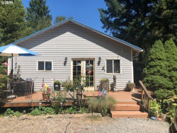 Photo of 15132 S UNION MILLS RD, Mulino, OR 97042 (MLS # 19192845)