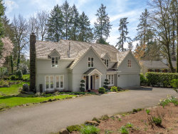 Photo of 163 IRON MOUNTAIN BLVD, Lake Oswego, OR 97034 (MLS # 19205426)