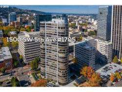 Photo of 1500 SW 5TH AVE , Unit 1705, Portland, OR 97201 (MLS # 19205662)