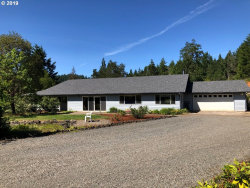 Photo of 4145 RICE VALLEY RD, Oakland, OR 97462 (MLS # 19278460)
