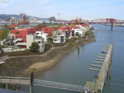 Photo of 810 NW NAITO PKWY , Unit F16, Portland, OR 97209 (MLS # 19281657)