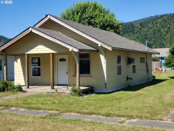 Photo of 381 4TH AVE, Powers, OR 97466 (MLS # 19300125)