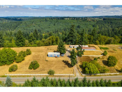 Photo of 29005 S BEAVERCREEK RD, Mulino, OR 97042 (MLS # 19381634)
