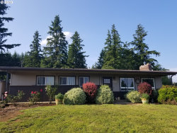 Photo of 14481 S BUCKNER CREEK RD, Mulino, OR 97042 (MLS # 19384482)