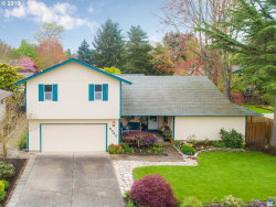Photo of 8540 SW INDIAN HILL LN, Beaverton, OR 97008 (MLS # 19493104)