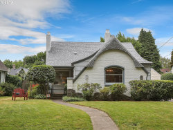 Photo of 7531 SE REED COLLEGE PL, Portland, OR 97202 (MLS # 19617751)