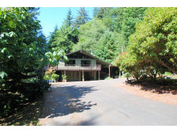 Photo of 207 LASKEY RD, Reedsport, OR 97467 (MLS # 19654491)