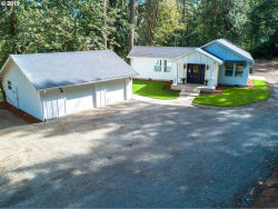 Photo of 28394 S DALMATIAN RD, Mulino, OR 97042 (MLS # 19659104)