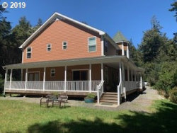 Photo of 42497 GULL RD, Port Orford, OR 97465 (MLS # 19689622)