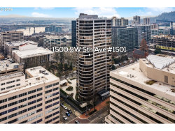 Photo of 1500 SW 5TH AVE , Unit 1501, Portland, OR 97201 (MLS # 19698059)