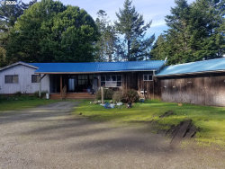 Photo of 1078 AGATE BEACH RD, Port Orford, OR 97465 (MLS # 20051588)