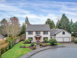 Photo of 14812 NW JOSEPH CT, Portland, OR 97229 (MLS # 20094022)