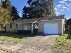 Photo of 3480 LAURELWOOD ST, Florence, OR 97439 (MLS # 20138113)