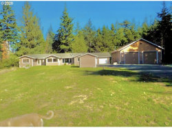 Photo of 42219 CEDAR HOLLOW RD, Port Orford, OR 97465 (MLS # 20138665)