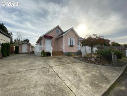 Photo of 12 POND LN, Lakeside, OR 97449 (MLS # 20258370)