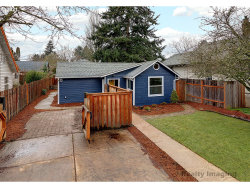 Photo of 6409 SE 71ST AVE, Portland, OR 97206 (MLS # 21646783)