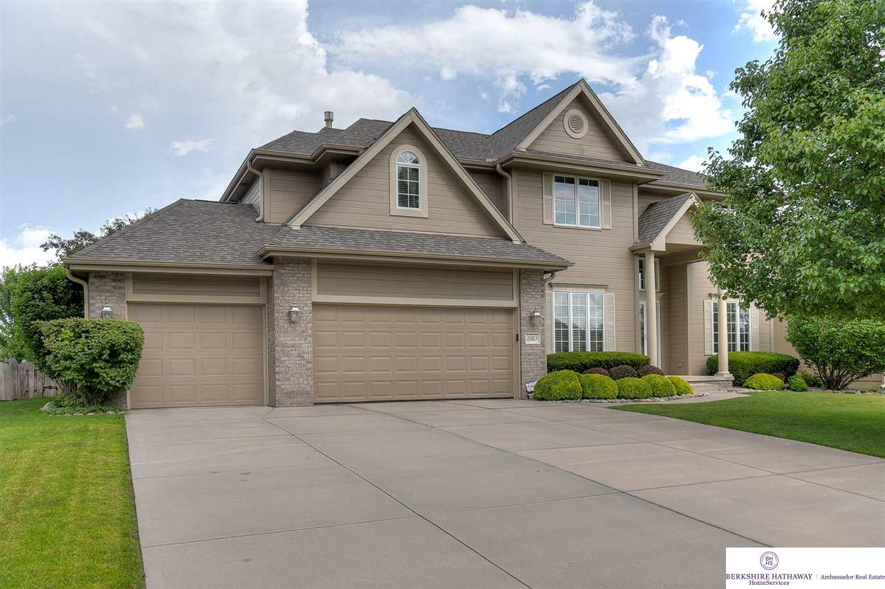 Photo for 2023 S 194th Street, Omaha, NE 68130 (MLS # 21914471)