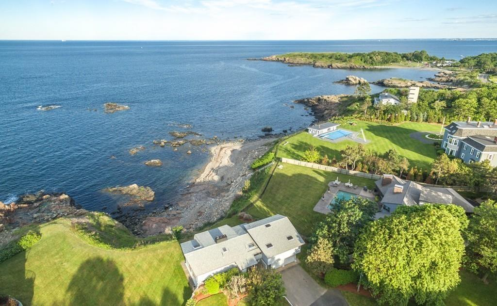 Photo for 12 Spouting Horn Road & Lot 1, Nahant, MA 01908 (MLS # 72506218)