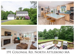 Photo of 191 Colonial Road, North Attleboro, MA 02760 (MLS # 72521642)