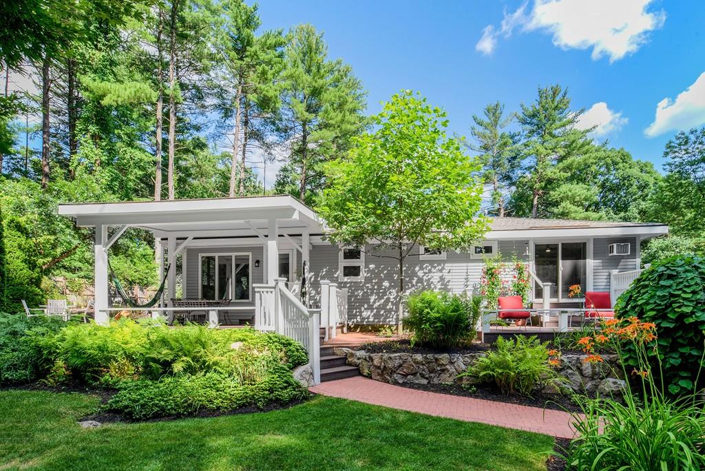 Photo for 737 Wellesley St, Weston, MA 02493 (MLS # 72534327)